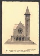 Leuven / Louvain - Nouvelle Eglise - Notre-Dame Mediatrice - Pierre (1 Fr.) Pour La Nouvelle église - Leuven