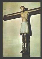 Tongeren - Basiliek - Portaal: Kristusbeeld, XIe Eeuw - Tongeren