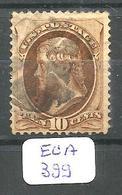 EUA Scott 161 YT 55A Used - 1847-99 General Issues