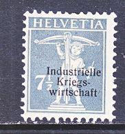 SWITZERLAND  1 O 3  Reprint?   *   WAR  TRADE - Dienstzegels