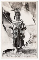Stoney Indigenous Girl - Alberta