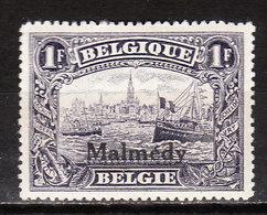 OC75*  Timbre De 1915 Surchargé MALMEDY - Bonne Valeur - MH* - LOOK!!!! - Guerre 14-18