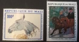 MALI - MNH** - 1967 - # PA 51/52 - Mali (1959-...)