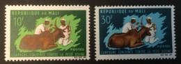 MALI - MNH** - 1967 - # 98/99 - Mali (1959-...)