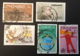 ZIMBABWE - (0) - LOT - Zimbabwe (1980-...)