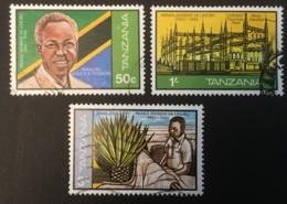 TANZANIA - (O) - 1982 - # 189/191 - Tanzanie (1964-...)