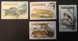 TANZANIA - (O) - 1985 - # 258/261 - Tanzanie (1964-...)