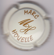 Capsule Champagne HOUELLE Marc ( 15 , Crème Et Marron ) {S04-19} - Champagne