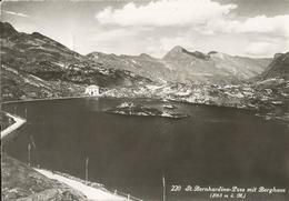 ST. BERNARDINO PASS MIT BERGHAUS  (205) - Italia