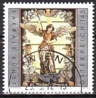 AUSTRIA ÖSTERREICH 2012 Sakrale Kunst In Österreich - Hl. Michael / Hochaltar Mondsee  USED / O / GESTEMPELLT - 1945-.... 2. Republik