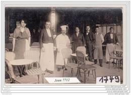 7241 AK/PC/CARTE PHOTO CAFE RESTAURANT A IDENTIFIER/1913/TTB - Cartoline