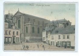Mons Eglise Des Jésuites - Mons