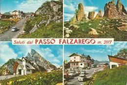 SALUTI DA PASSO FALZAREGO  (233) - Italia