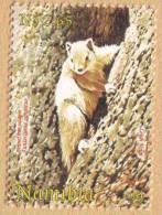 D10602 Namibia South West Africa 1999 TREE SQUIRREL MNH  - SWA Namibie - Namibie (1990- ...)