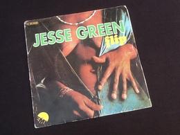 Vinyle 45 Tours  Jesse Green   Flip   (1976) - Vinyles