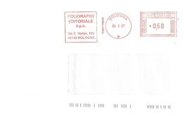 POLIGRAFICI EDITORIALE BOLOGNA - Affrancature Meccaniche Rosse (EMA)