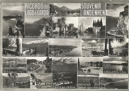 RICORDO DEL LAGO DI GARDA / SOUVENIR ANDENKEN  (247) - Italia