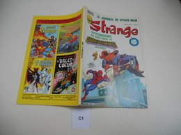 STRANGE EDITION LUG N°192 DAREDEVIL LA DIVISION ALPHA L'ARAIGNEE //// TBE //// C1 - Strange