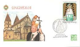 13028 - VISITE JEAN PAUL II - Hungary