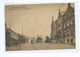 Marchienne Au Pont Les Usines Et Bureaux De La Providence ( Tram ) - Charleroi