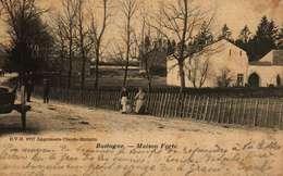 Bastogne  Maison Forte  D.V.D. 9717 Imprimerie Claude-Maturin - Bastogne