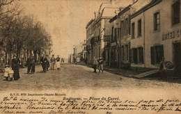 Bastogne  Place Du Carré  D.V.D. 9733 Imprimerie Claude-Maturin - Bastogne