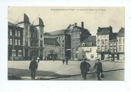 Marchienne Au Pont Un Coin De La Place - Charleroi