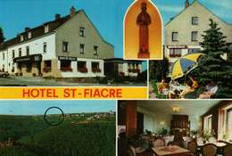 Bourscheid Hotel St.Fiacre 4, Rue Principale - Postcards