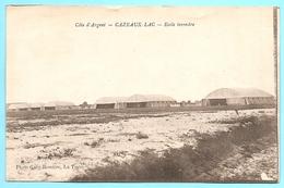 33 Gironde :  Cazeaux-Lac  école Terrestre Réf 5538 - France