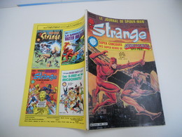 STRANGE EDITION LUG N°188 DAREDEVIL LA DIVISION ALPHA L'ARAIGNEE //// TBE /// - Strange