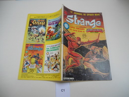 STRANGE EDITION LUG N°188 DAREDEVIL LA DIVISION ALPHA L'ARAIGNEE //// TBE ///C1 - Strange