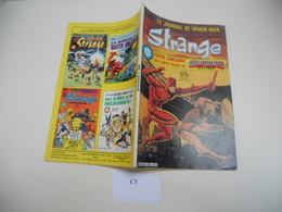 STRANGE EDITION LUG N°188 DAREDEVIL LA DIVISION ALPHA L'ARAIGNEE //// TBE ///C3 - Strange
