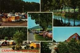 Diekirch  Camping Op Der Sauer  Route De Gilsdorf - Postcards