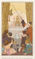 Christmas  Card  E.H.Fahey Fun, Frolic & Festivities Be Thine On Christmas Day  Egc192 - Old Paper
