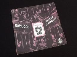 Vinyle 45 Tours Operas Nabucco  (1973) - Vinyles