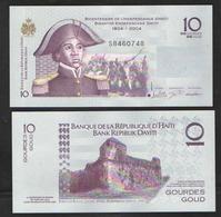 HAITI  10  2004г UNC!!! - Haïti