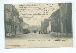 Marcinelle Rue St Roch Tram - Charleroi