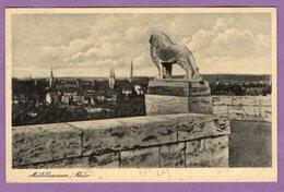 Allemagne Thuringe Muhlhausen Ou Muehlhausen  Thur - Carte Non Ecrite - Muehlhausen