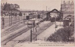 33. LIBOURNE. Intérieur De La Gare De Cie Paris-Orléans. 10 - Libourne