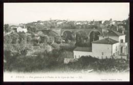 VENCE - 2 : Vue Générale Et Le Viaduc De La Ligne Du Sud - (Beau Plan) - Vence