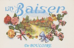 72 - BOULOIRE - Un Baiser - Bouloire