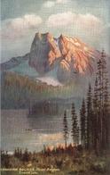 """Canadian Rockies. Mount Burges, Emeral Lake"" Tuck Oiette The Canadian Rpckies Ser.PC # 2519 - Tuck, Raphael"