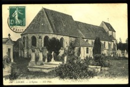 LOCHE - 920 : L'Eglise - France
