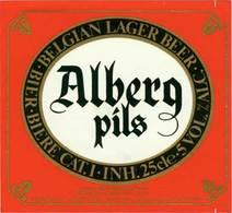 Br. Bavik  - Alberg Pils - Beer
