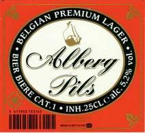 Br. Bavik  - Alberg Pils /2/ - Beer