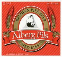 Br. Bavik  - Alberg Pils 5% - Beer