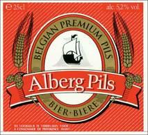 Br. Bavik  - Alberg Pils 5,2% - Beer