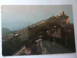 """Cartolina Viaggiata """"SAN MARINO Seconda Torre, Prima Torre E Panorama"""" 1980 - San Marino"""