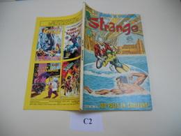 STRANGE EDITION LUG N°183 DAREDEVIL //// LA DIVISION ALPHA /// L'ARAIGNEE //// IRON MAN  TBE /// C2 - Strange