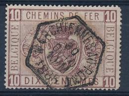 """TR 1  - """"MARCHIENNE-AU-PONT"""" - Cachet Hexagonal - (ref. 26.299) - Oblitérés"""